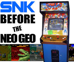 Neo Geo Arcade Cabinet Snk Games Before The Neo Geo Neo Geo Arcade U0026 Retro Games