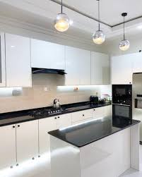 modern kitchen cabinet design in nigeria a modern white kitchen design and build by lagos based muji
