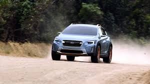 subaru crosstrek interior back subaru xv concept youtube