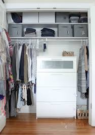 small closet small closet organizing 101 the crazy craft lady