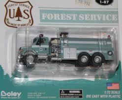 kw service truck us forest fire tanker service truck 1 87 ho boley nice detail