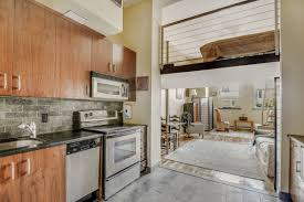 How Big Is 500 Square Feet In Greenwich Village A Stylish Studio With Sleeping Loft Wants