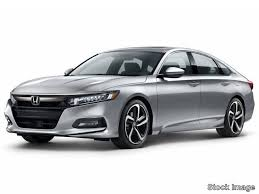 honda car black 2018 honda accord sport cvt 1 5t for sale 180195 bellevue
