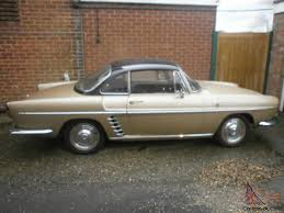 renault caravelle for sale floride convertible hardtop 1961