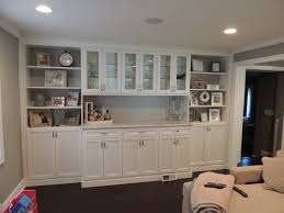 bar adorable wall units and built cabinetry unit fireplace