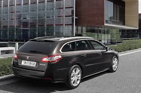 peugeot 608 estate peugeot 508 u2013 the new 407