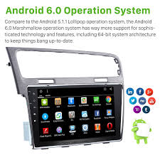 inch 2013 2014 2015 vw volkswagen golf 7 android 6 0 radio gps