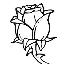 imagenes para colorear rosas pagina para colorear rosa con para dibujos para colorear rosas