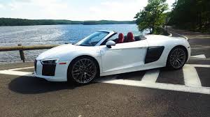 2017 audi r8 spyder review audi weaves a stylish web the drive