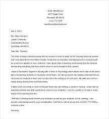 sample faculty position cover letter 7 free documents in pdf word