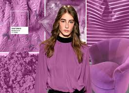 Shades Of Purple Chart by Fall 2016 Pantone Fashion Color Report