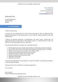 Resume Mining Cover Letter For Mining Jobs Australian Cv Cover Letter Sample