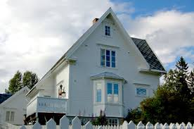 Row House Meaning - norwegian houses my little norway