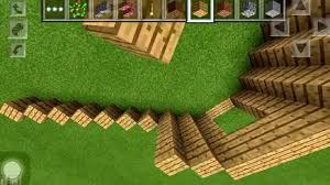 1 Story Houses Building A Simple 1 Story House On Minecraft 6 35 Build Rate Easy