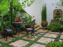 spanish courtyard designs small spaces park slope design park slope design