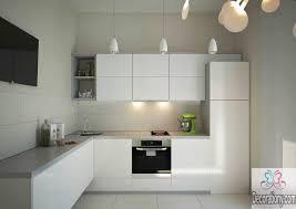 kitchen room sleek kitchen design idea with high ceiling also