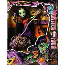 mattel monster casta fierce doll toy ebay