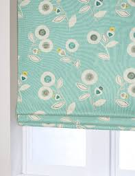 Retro Floral Curtains Curtain Retro Floral Teal Next Made To Measure
