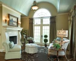 Arch Windows Decor Arch Window Treatments Arched Curtains Popular With Regard To For