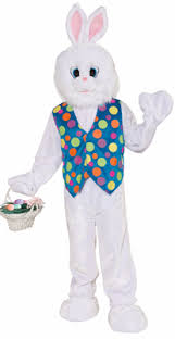 easter bunny costume easter bunny mascot costume caufields