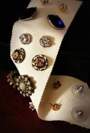 how to make an earring holder for studs 12 inexpensive and diy ways to organize your stud earrings gurl