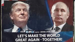 trump u0027s appeasement of putin rattles his presidency before it even