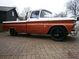63 chevy c10 custom american pickup truck rod street rod style