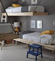 Loft Bed Designs How To Diy A Loft Bed Apartment Therapy