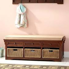storage bench 60 inches entryway storage benches pottery barn with