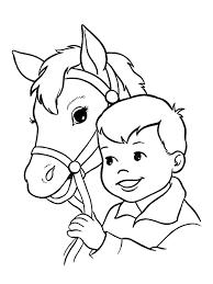 296 dessins de coloriage cheval à imprimer sur laguerche com page 22
