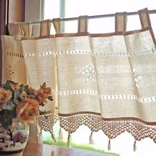 aliexpress com buy country style french cotton linen embroidery
