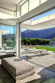 visionary mid century modern home piercing the palm springs desert