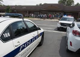 police take two into custody after bb gun fired at frederick pool