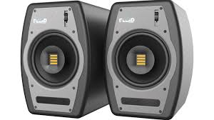 ribbon tweeter namm 2015 fluid audio announces fpx7 monitors with ribbon coax