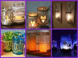 jar candle ideas top 30 diy jar candle holder ideas