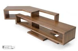modern wood unconventional modern wood switch bench 2 furniture design