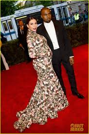 kim kardashian reveals her met gala 2015 dress designer photo