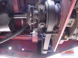toro 322d groundsmaster pto belt slipping problem need other u0027s