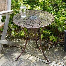 Tesco Bistro Chairs Metal Garden U0026 Patio Tables Ebay