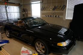 1995 mustang cobra hardtop convertible the mustang source ford