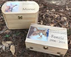 custom pet urn etsy