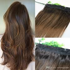 one clip in hair extensions cheap one clip in human hair extensions 5clips with lace