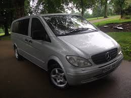 used mercedes benz vito vans for sale in nottingham
