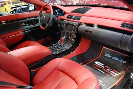 inside maybach maybach 57s coupe by xenatec used daewoo cars