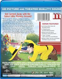 curious george movie dvd blu ray digital hd demand