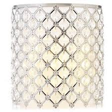 Wireless Wall Sconce Silver Contemporary Wireless Battery Operated Wall Sconce