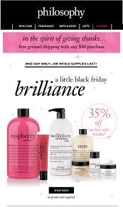 pier 1 black friday philosophy black friday 2017 sale on skin care cosmetics blacker
