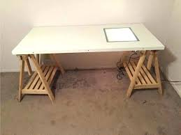 Drafting Table With Light Box Drafting Table Ikea Light Box Table Remodel Ideas Drafting Table