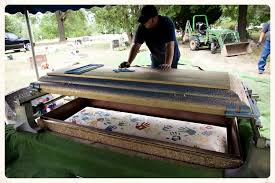 burial caskets 10 ways to plan a green funeral northwoods casket company