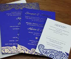 south asian wedding invitations indian letterpress wedding invitation gallery avani